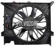 Ventilátor chladiča motora P2 XC90