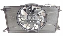 Ventilátor chladiča motora 1.6/2.0D P1 C30/C70 II/S40 II/V50