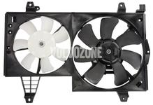 Ventilátor chladiča motora 1.6/1.8/2.0 (-1999), 2.0T/T4 S40/V40