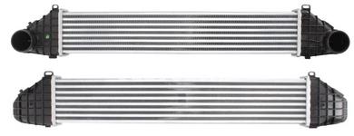 Chladič plniaceho vzduchu 2.0 D3/D4, 2.4D/D5 P1 C30/C70 II/S40 II/V50