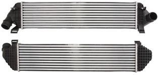 Chladič plniaceho vzduchu 1.6D/D2, 2.0D P1 C30/C70 II/S40 II/V50