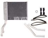 Výmenník tepla vnútorného (radiátor) kúrenia P1 C30/C70 II/S40 II/V50