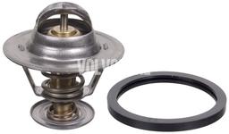 Termostat chladenia benzín P80 (-2001), benzín okrem 1.8i S40/V40, 2.4 P2 (-2002), 5 valec turbo benzín P2 (-2001)