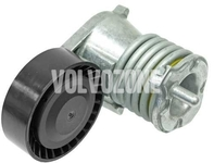 Napínač drážkového remeňa 5 valec 2.4/T5, D3/D4/2.4D/D5 P1 (starý typ) kompresor klimatizácie - kľukový hriadeľ