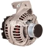 Alternátor 120A P2 (-2004) benzín S60/S80/V70 II/XC70 II s voľnobežkou