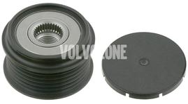 Voľnobežka alternátora 1.9TD/DI (-2000) S40/V40