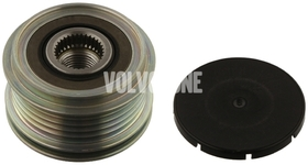 Voľnobežka alternátora P1 5 valec C30/C70 II/S40 II/V40 II(XC)/V50