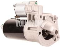 Štartér 1,4kW P2 (-2007) 5 valec benzín S60/S80/V70 II/XC70 II/XC90 (starý typ)