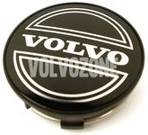 Stredová krytka kolesa S40/V40 (59,5mm) čierna