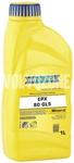 Prevodový olej uhlovej prevodovky Ravenol EPX SAE 80 GL5 1L