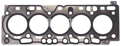 Tesnenie hlavy valcov 5 valec D3/D4/2.4D (2010-) P1 P3 hrúbka 1,00mm (1 diera)