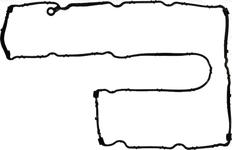 Tesnenie veka ventilov 1.6 T2/T3/T4 P1 P3
