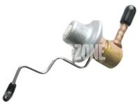 Tryska paliva nezávislého kúrenia benzín P2 (-2002) S60/S80/V70 II/XC70 II