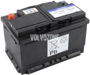 Batéria 590A 60Ah 278x175x175 mm
