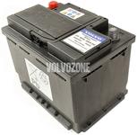 Batéria 520A 60Ah 242x175x190 mm