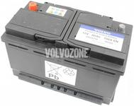 Batéria 700A 80Ah 315x175x190 mm