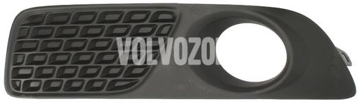Mriežka hmlových svetiel ľavá P3 (-2013) V70 III bez predných parkovacích senzorov