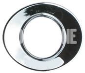 Chrómový krúžok BLIS snímača spätného zrkadla P1 P2 P3