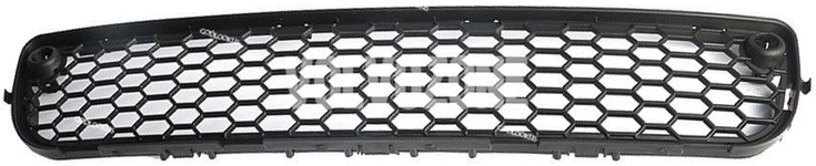 Mriežka predného nárazníka P3 (-2013) S80 II s otvormi pre parkovacie senzory