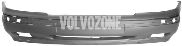 Predný nárazník (-2000) S40/V40