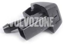 Tryska ostrekovača čelného skla (bez výhrevu) P3 (-2013) S60 II/V60 II/XC60 S80 II/V70 III/XC70 III