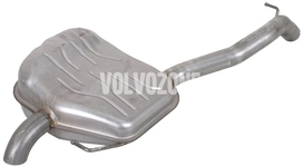 Koncový tlmič výfuku 5 valec 2.0 D3/D4 P1 (2012-) S80 II/V70 III/XC70 III, 2.4D/D5 (-2011 s AWD) V70 III/XC70 III