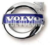 Chrómový emblém Volvo mriežky chladiča 125 mm (2010-) P1 P2, P3 (2010-) S80 II/V70 III/XC70 III, (2010-2013) S60 II/V60