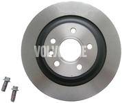 Zadný brzdový kotúč (302mm) SPA S60 III/V60 II(XC) S90 II/V90 II(XC) XC60 II