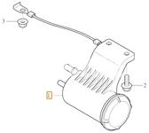 Palivový filter 3/4 valec benzín SPA XC40