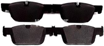 Predné brzdové platničky (296/322mm kotúč) SPA S60 III/V60 II(XC) S90 II/V90 II(XC) XC60 II Variant code RC01