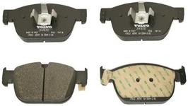 Predné brzdové platničky (345/366mm kotúč) SPA XC60 II/XC90 II Variant code RC01