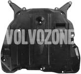 Spodný ochranný kryt motora 2.4D/D5, 2.5T (CH 610501-) P2 XC90