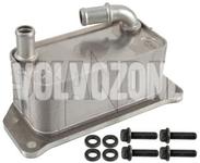 Chladič motorového oleja 5 valec 2.4D/D5 (2009-2010) P3 S80 II/V70 III/XC70 III/XC60