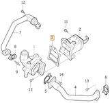 Tesnenie EGR chladiča - EGR ventilu 2.0 D2/D3/D4/D5 (2014-) P1 P3 SPA