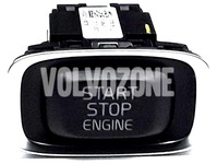 Tlačítko Start-Stop P3 (-2013) S60 II/V60/XC60, (2012-2013) S80 II/V70 III/XC70 III