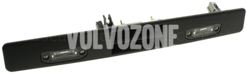 Klučka zámku kufra s lištou P3 (-2011) V70 III/XC70 III samo otvárací kufor alebo Keyless