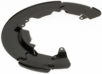 Ochranný plech predného brzdového kotúča ľavý/pravý (320mm kotúč) P1 C30/C70 II/S40 II/V50
