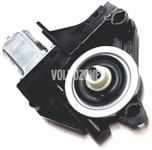 Motorček sťahovania zadného ľavého okna (nový typ) P3 S80 II/V70 III/XC70 III, S60 II(XC)/V60(XC)/XC60 strana za vodičom