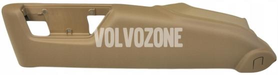 Bočný kryt sedadla vodiča P2 (2007-) XC90 el. ovládanie, farba mocca-hnedá