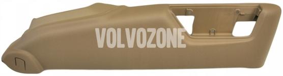 Bočný kryt sedadla spolujazdca P2 (2007-) XC90 el. ovládanie, farba mocca-hnedá