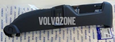 Bočný kryt sedadla spolujazdca P2 (2007-) XC90 el. ovládanie, masáž, odvetrávanie, farba čierno-sivá
