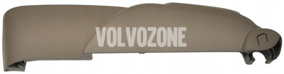 Bočný kryt sedadla vodiča P2 (2007-) XC90 man. ovládanie, farba béžová