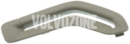 Krytka vodítka bezpečnostného pásu P2 (2006) XC90 strana spolujazdca, farba dub