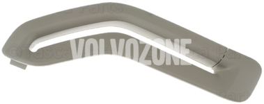 Krytka vodítka bezpečnostného pásu P2 (-2005) S60/S80/V70 II/XC70 II/XC90 strana vodiča, farba dub