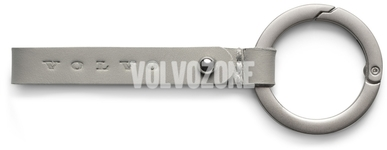 Klúčenka Volvo, 9cm bledá