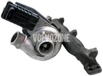 Turbo 2.4D/D5 (-2010) P1 C30/C70 II/S40 II/V50, P3 (-2009) S80 II