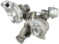 Vysokotlaké turbo 5 valec biturbo 2.4 D/D4/D5 (2009-) P3