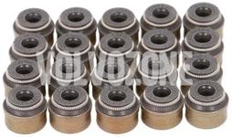 Guferá ventilov (sada 20x) vnútorný priemer 6mm, 5 valec diesel D3/D4/2.4D/D5 P1 P2 P3