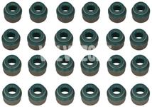 Guferá ventilov (sada 24x) vnútorný priemer 6mm, 6 valec 3.2/T6 (2007-) P2 P3
