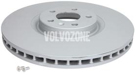Predný brzdový kotúč (345mm) SPA S60 III/V60 II(XC) S90 II/V90 II(XC) XC40/XC60 II/XC90 II